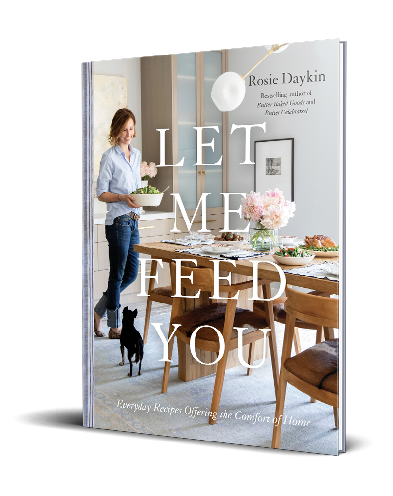 Let Me Feed You Everyday Recipes Offering the Comfort of Home