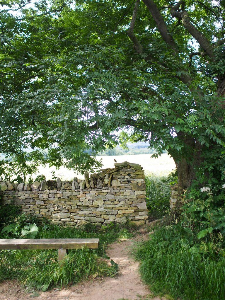 outdoor stone masonry
